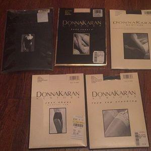 Set of Donna Karan pantyhose's size S and M